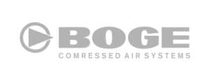 logo boge compressed air systems